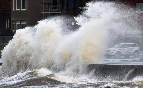 UK storms