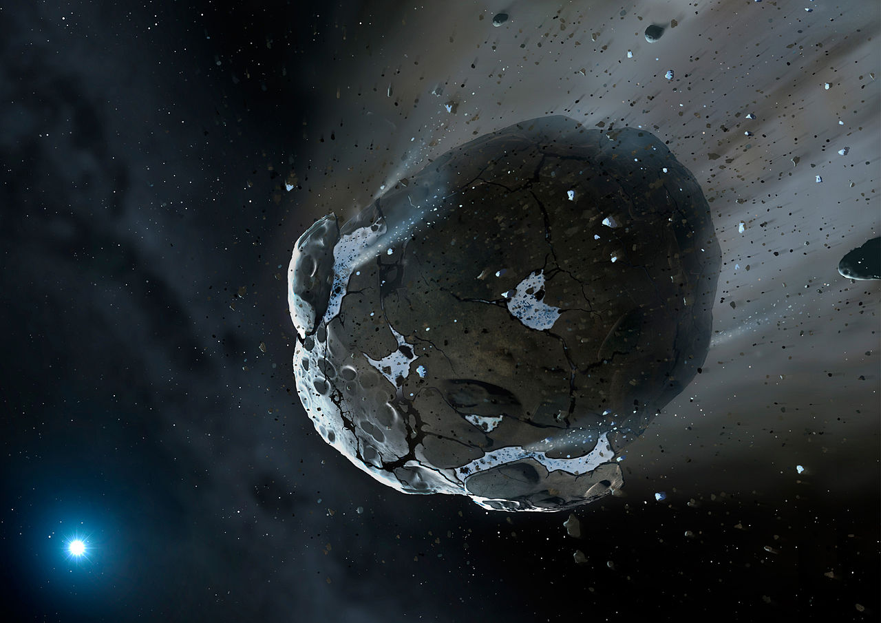 earth asteroid on depression - photo #44