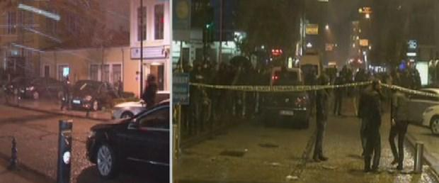 Istanbul police station targeted