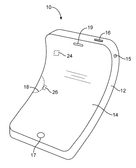 iphone 7 patent