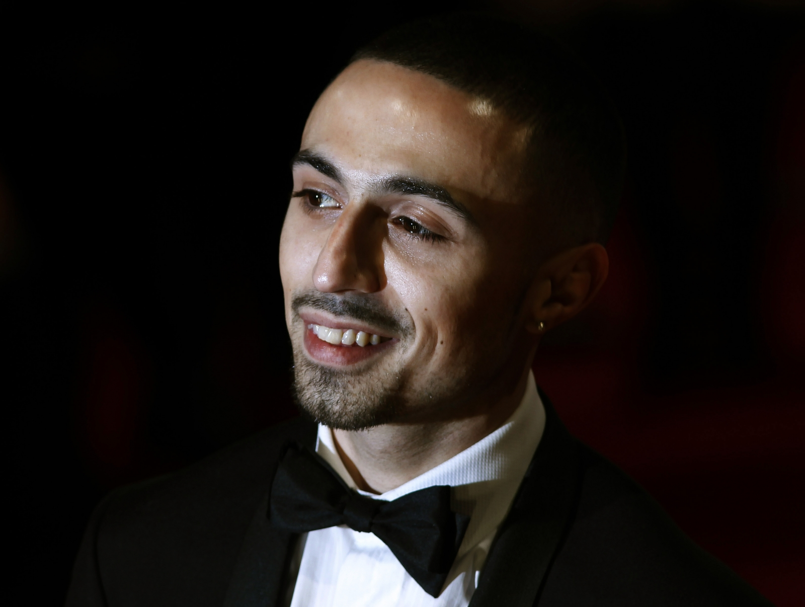 Actor and rapper Adam Deacon, was nominated for the Orange Wednesdays Rising Star award