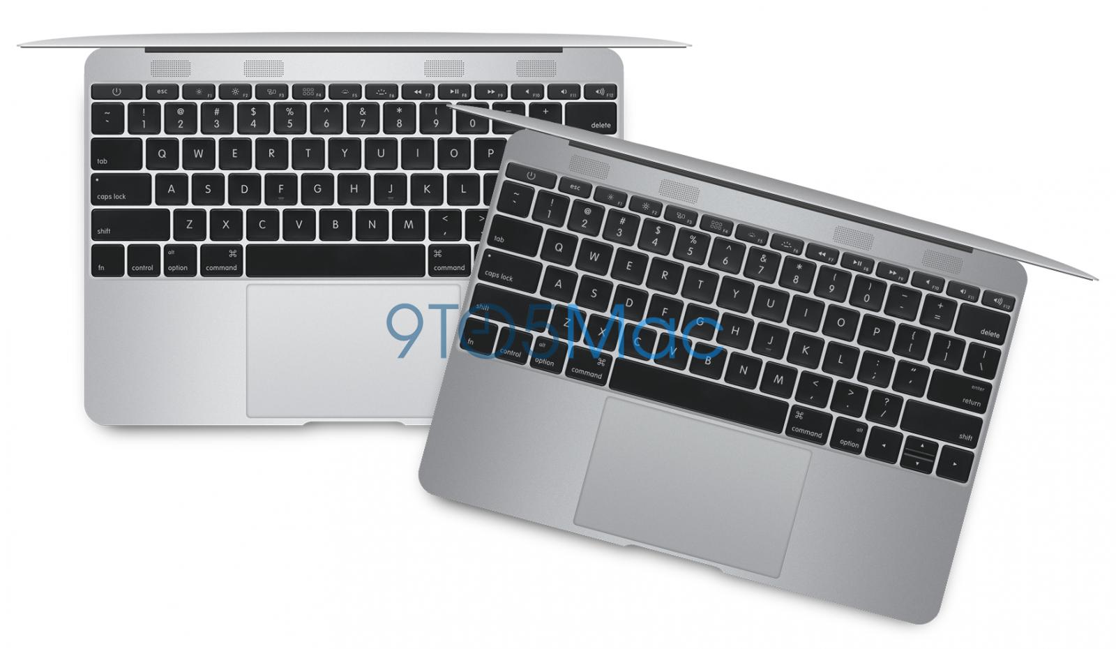 12in MacBook Air Revealed