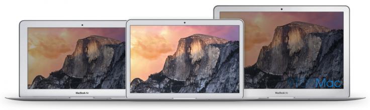 12in MacBook Air vs 13in MacBook Air vs 11in MacBook Air