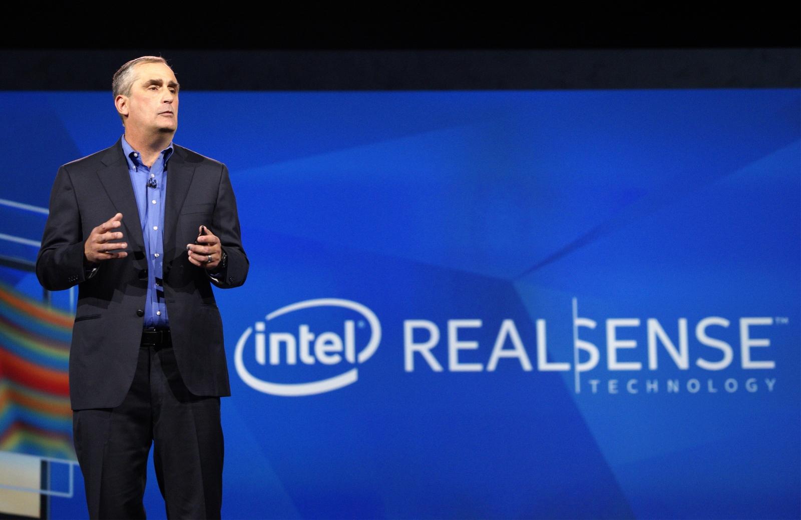 Intel Realsense will help drones avoid collision