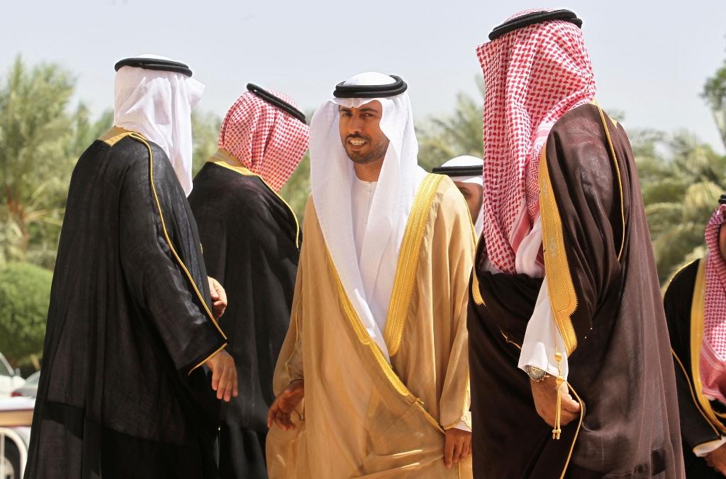 UAE Oil Minister Mazrouei