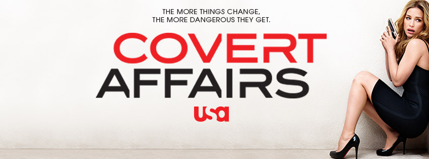 Covert Affairs cancelled