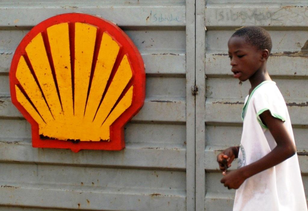 Shell Logo Nigeria