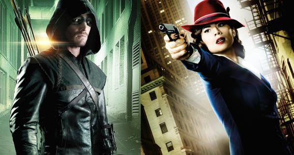 Arrow/ Agent Carter crossover