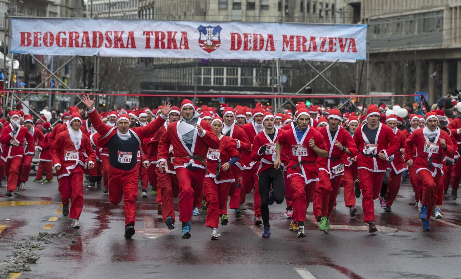 Serbia Christmas