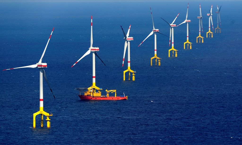 BARD Offshore 1 Wind Farm