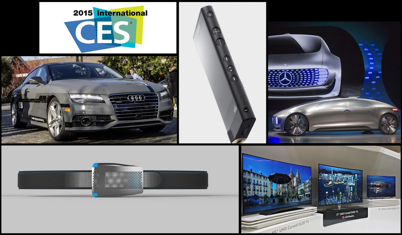 CES 2015: The five biggest stories from this year's show