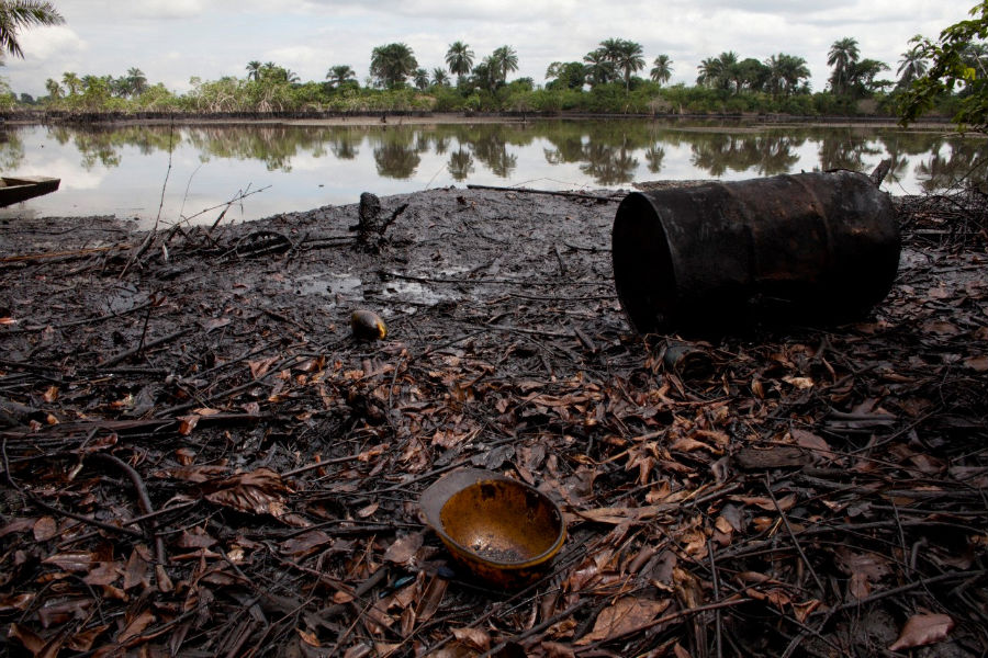 Shell to pay out £55m to settle Nigeria oil spill claims