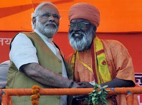 BJP MP Sakshi Maharaj Indian prime minister Narendra Modi Islam Conversion