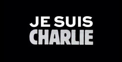 "online campaign Charlie Hebdo ""I am Charlie""  #JeSuisCharlie"