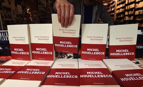 Michel Houellebecq book Charlie Hebdo