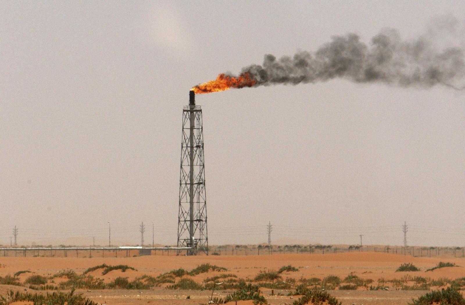 oil saudi arabia