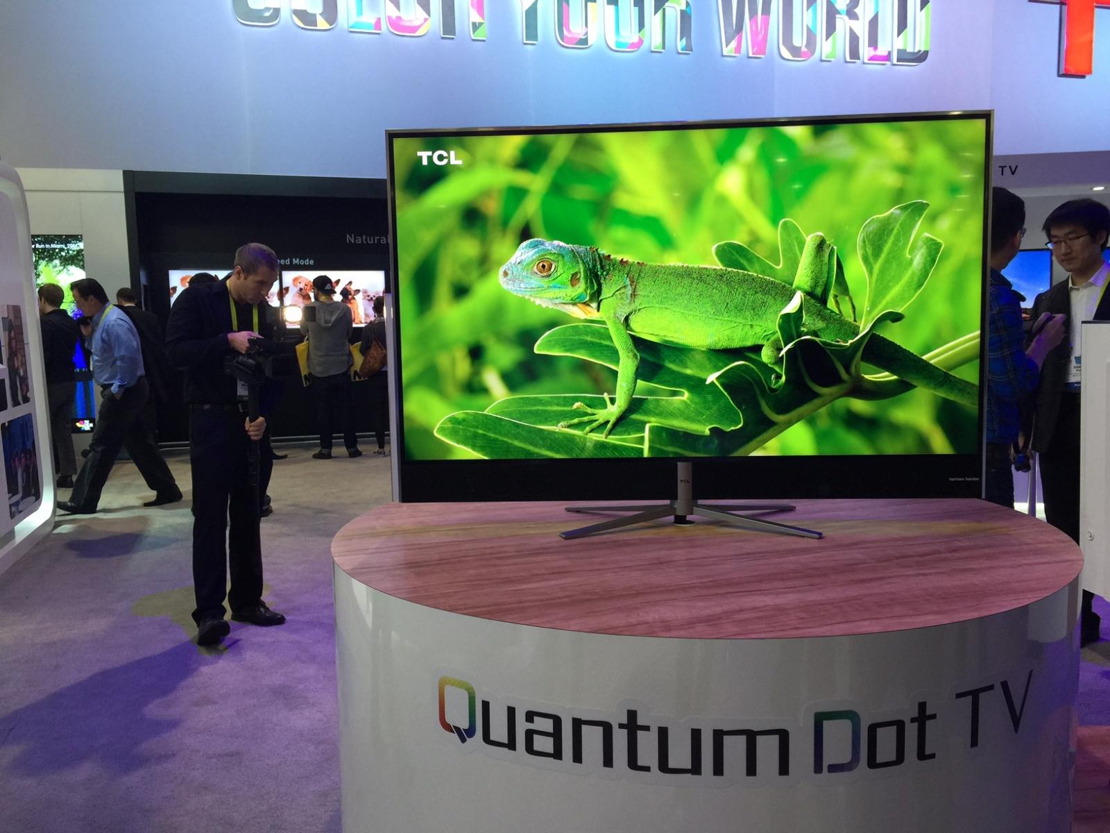TCL H9700 Quantum Dot 4K TV