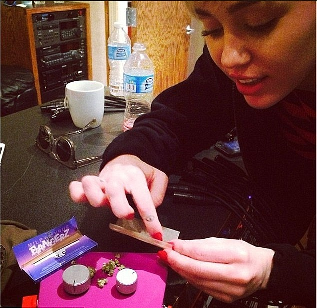 Miley Cyrus drug controversy deepens as second \'drug