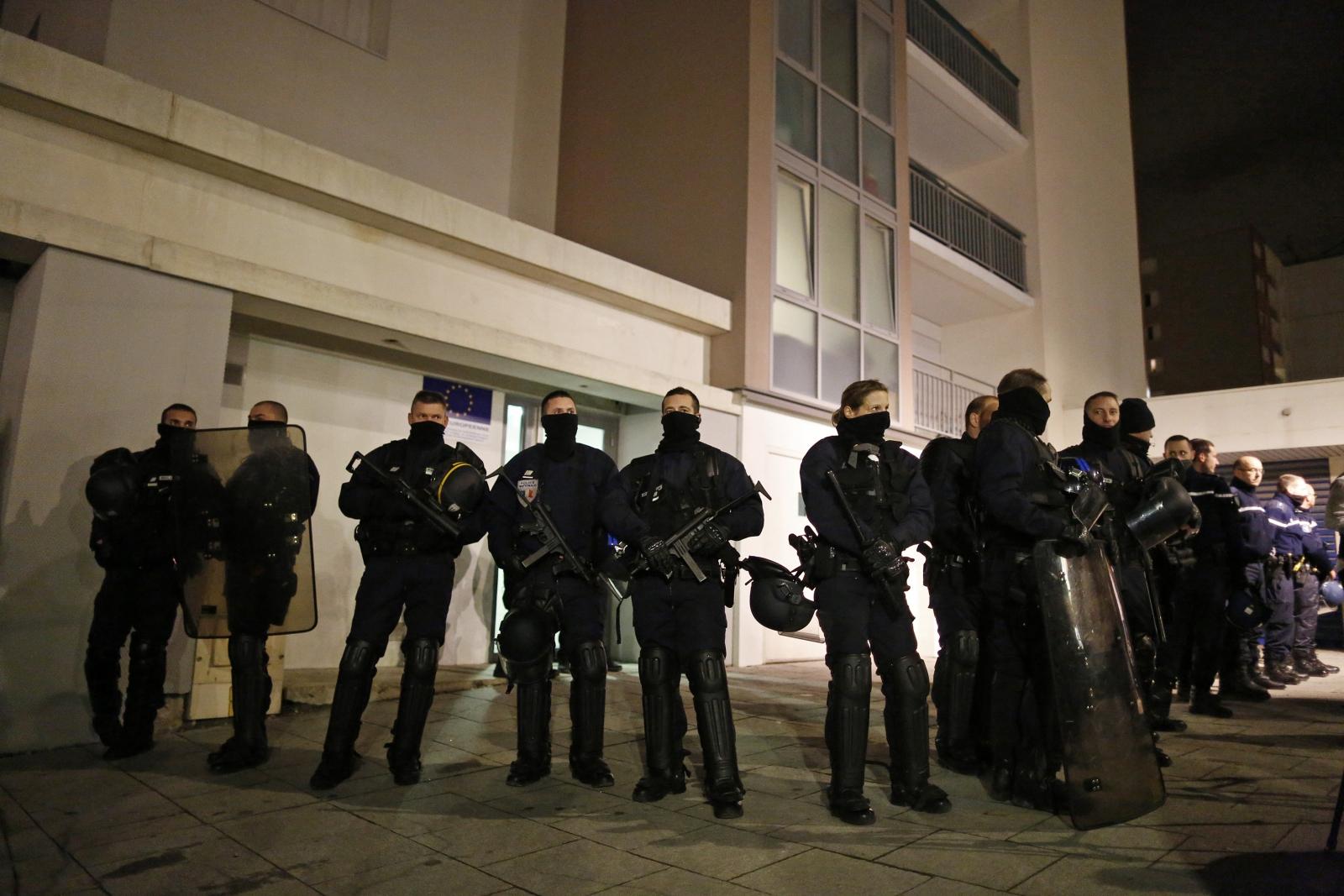Charlie Hebdo Paris Shooting Manhunt