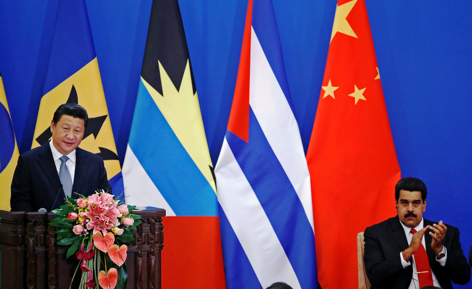 China to invest $250bn in Latin America over 10 years