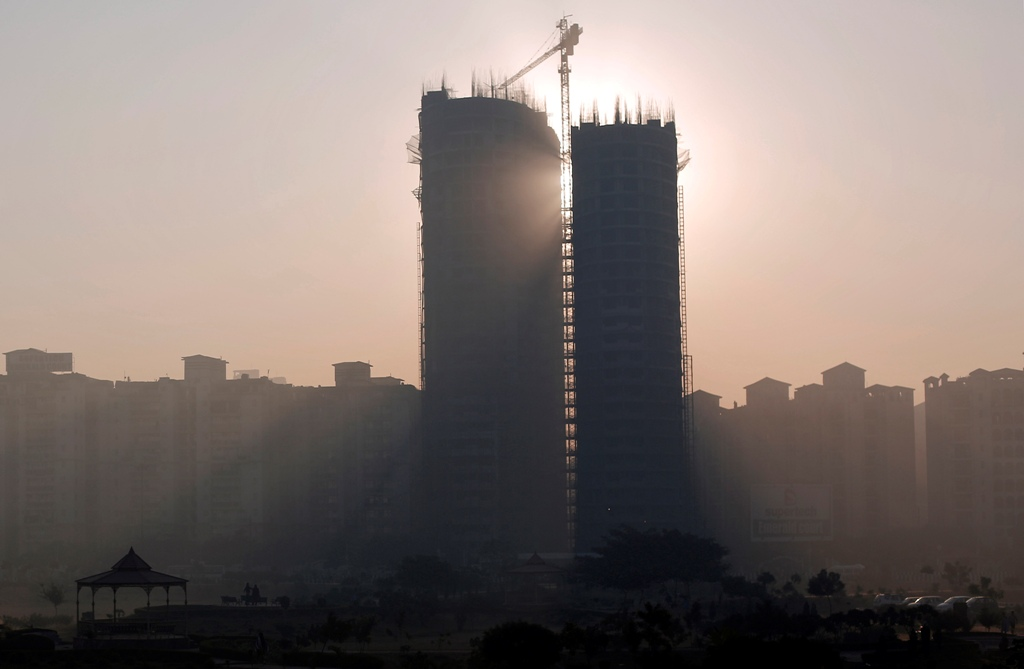 KKR partners Singapore's GIC to float India realty lending firm
