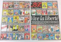 Germany magazine Berliner Zeitung points the way to how to respond to Charlie Hebdo outrage