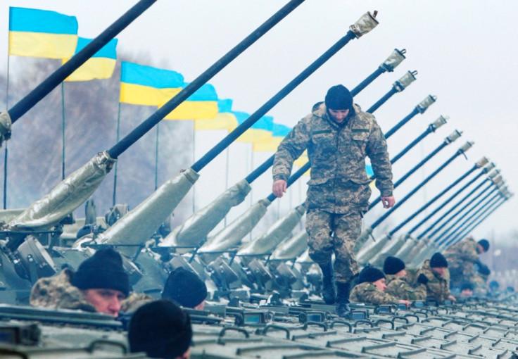 Ukraine Military Equipment