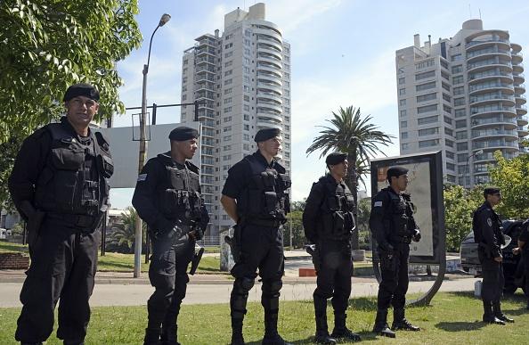 Uruguay Israeli embassy bomb scare