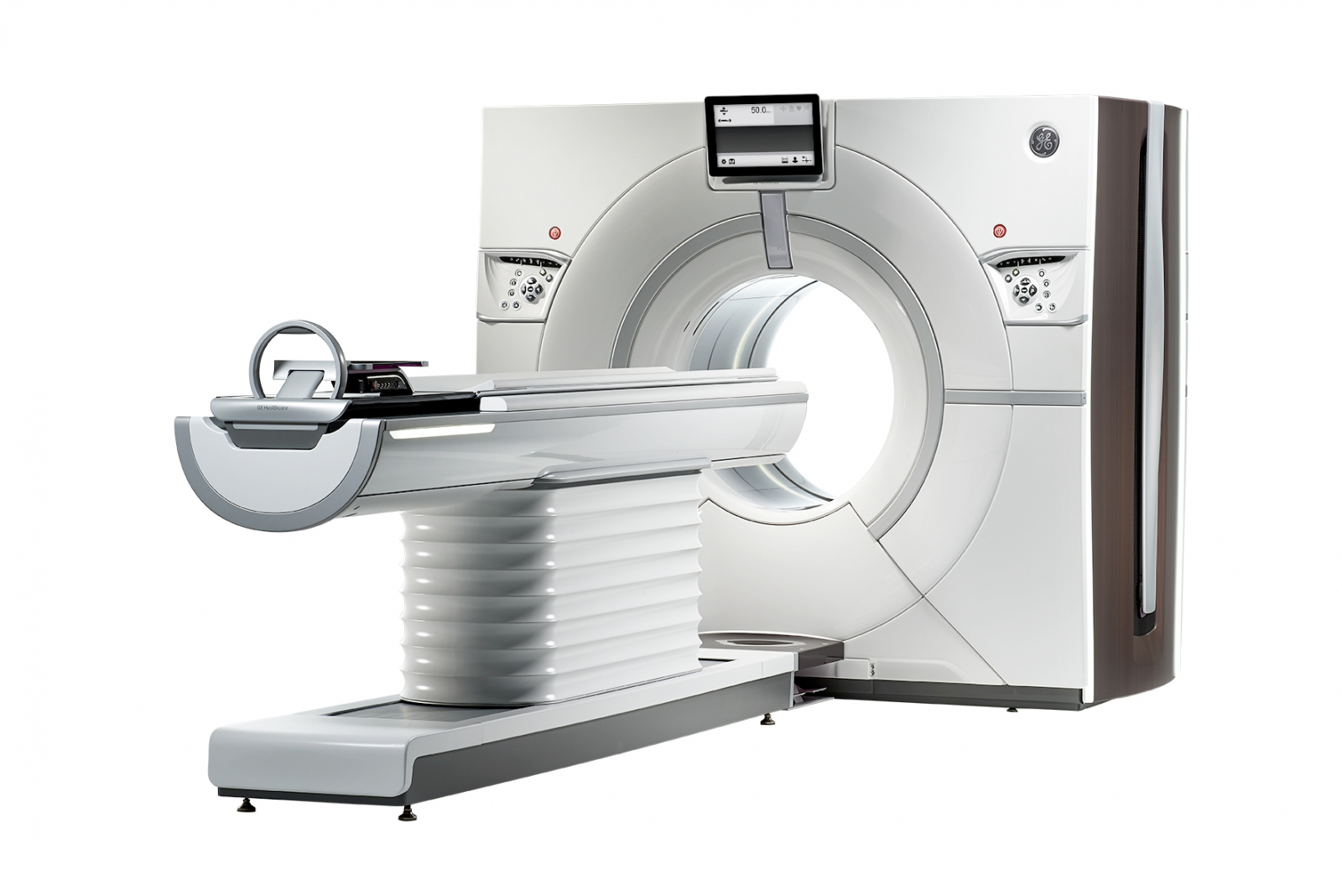 Revolution CT - new CT scanning technology that has been approved by the FDA