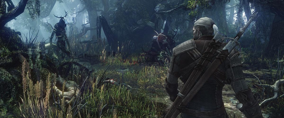 The Witcher 3: Wild Hunt landscape world setting