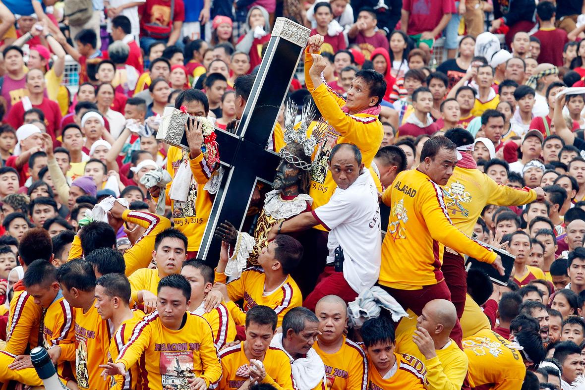Black Nazarene Philippines