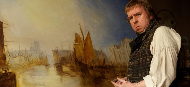 Mr Turner Timothy Spall