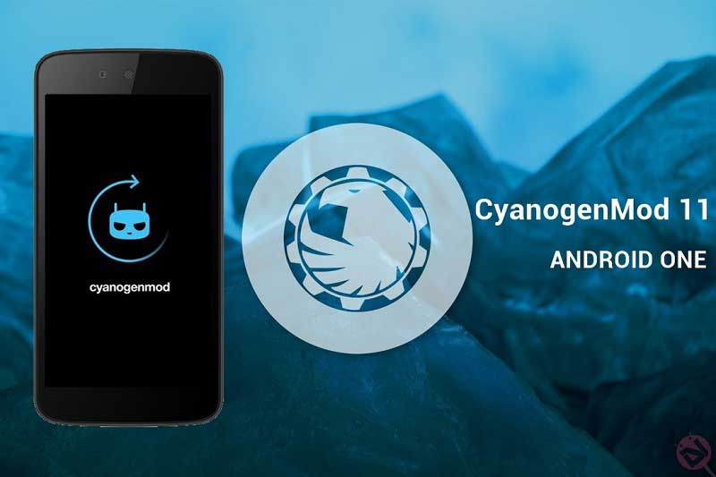 How to install official CyanogenMod 11 ROM on Android One devices