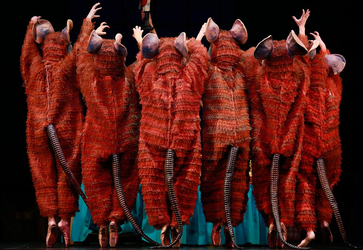 ballet rats