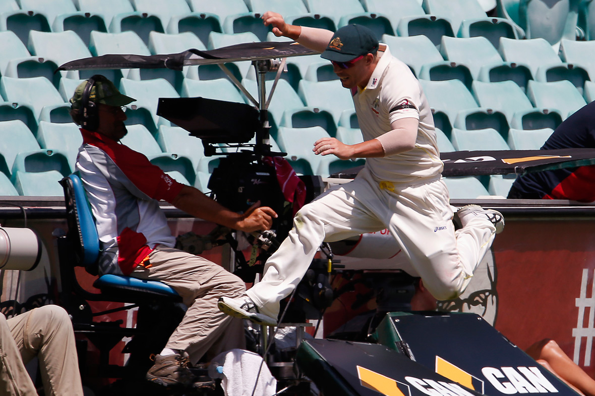 cricket david warner