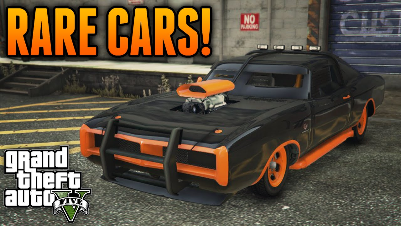 GTA 5 Rare Cars: Free customised Vapid Dominator and Sentinel XS spawn locations revealed