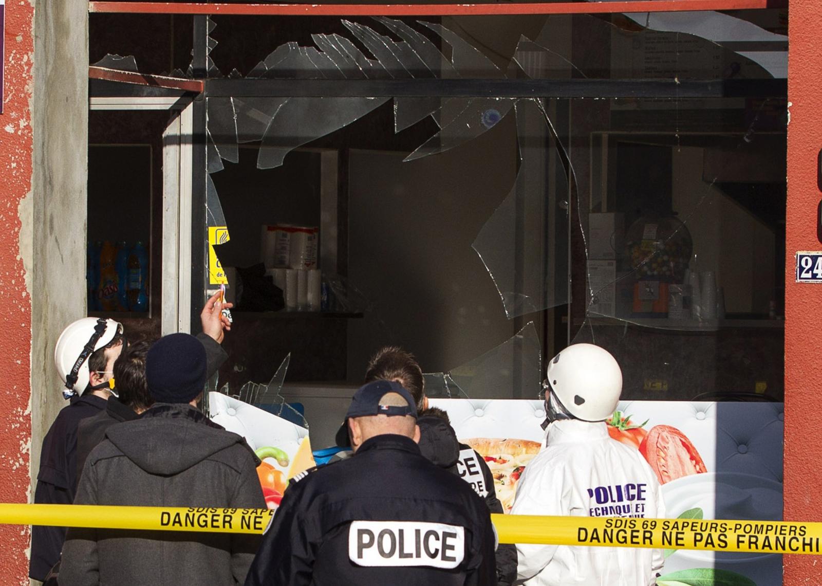 Charlie Hebdo Paris Shooting Britain Muslims