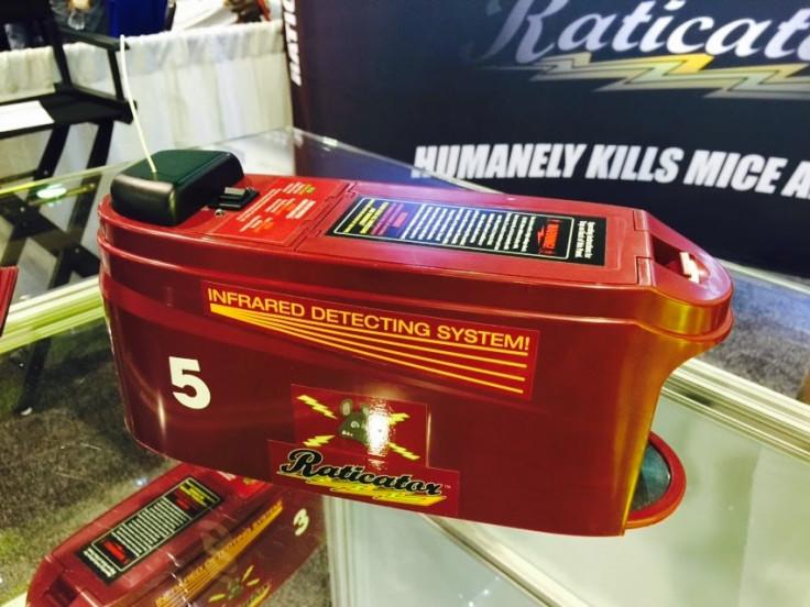 Wi-Fi Rat Catchers The Radicator