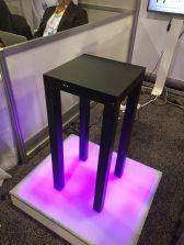 Nom Bluetooth Speaker Table