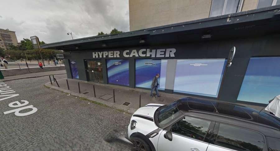 Hyper Cacher Jewish bakery Vincennes Hostage situation Charlie Hebdo