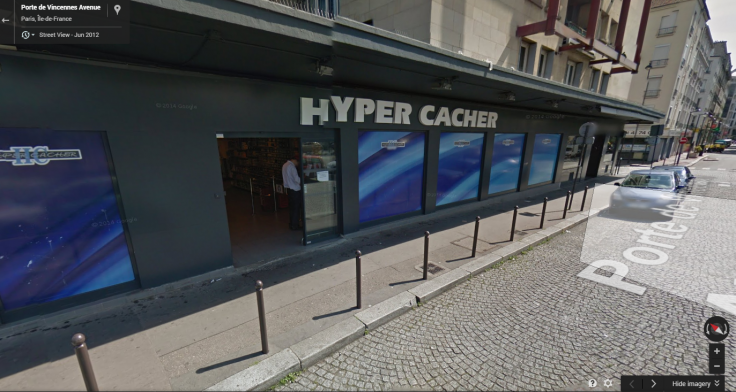 Hyper Cacher grocery