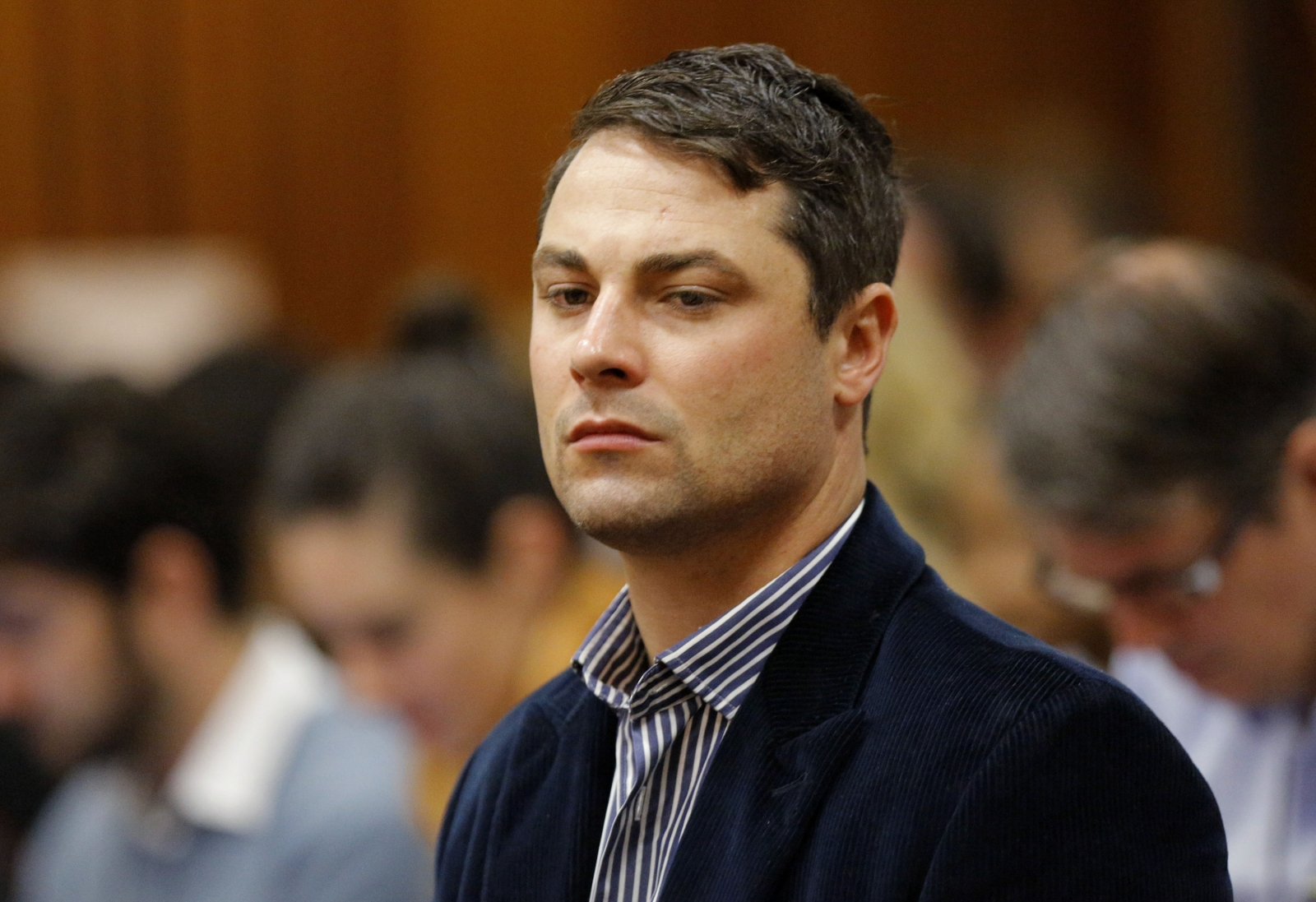 Carl Pistorius to be charged with reckless driving over car crash which nearly killed him