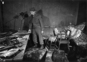 Adolf Hitler bunker