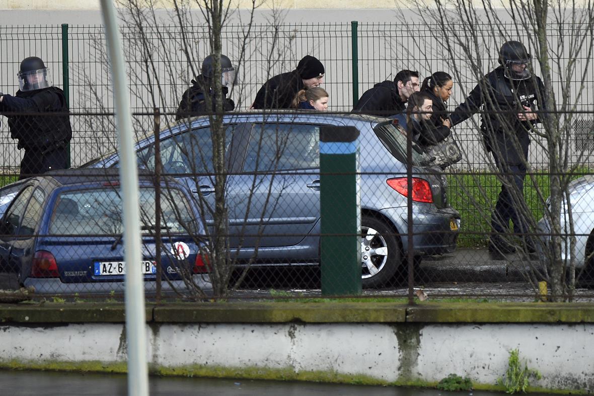 paris supermarket siege