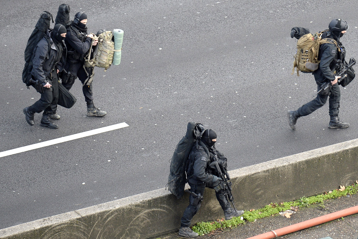 paris supermarket siege