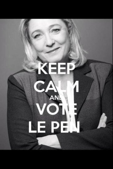 Charlie Hebdo Paris Shooting Marine Le Pen