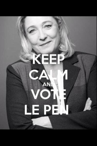 Charlie Hebdo Paris Shooting Marine Le Pen