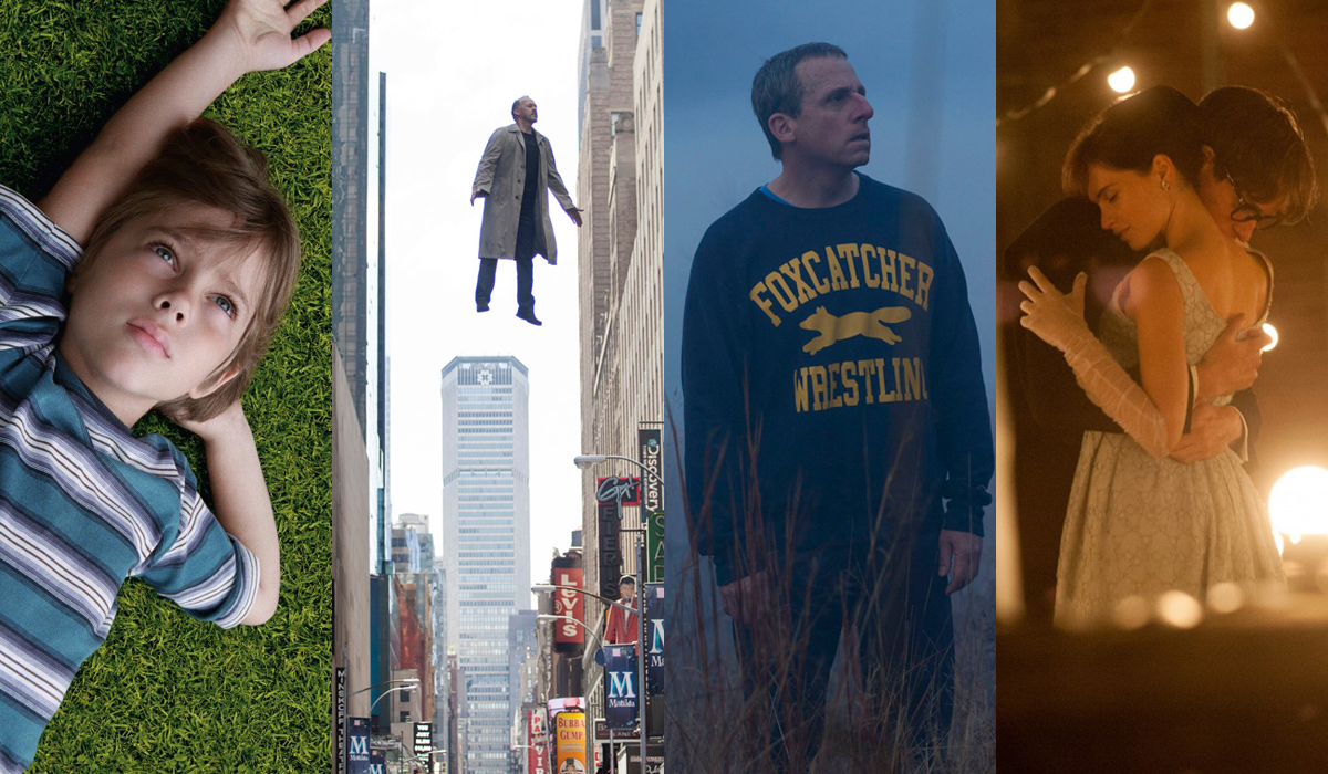 Awards Season 2015 Boyhood Birdman Foxcatcher Theory of Everything