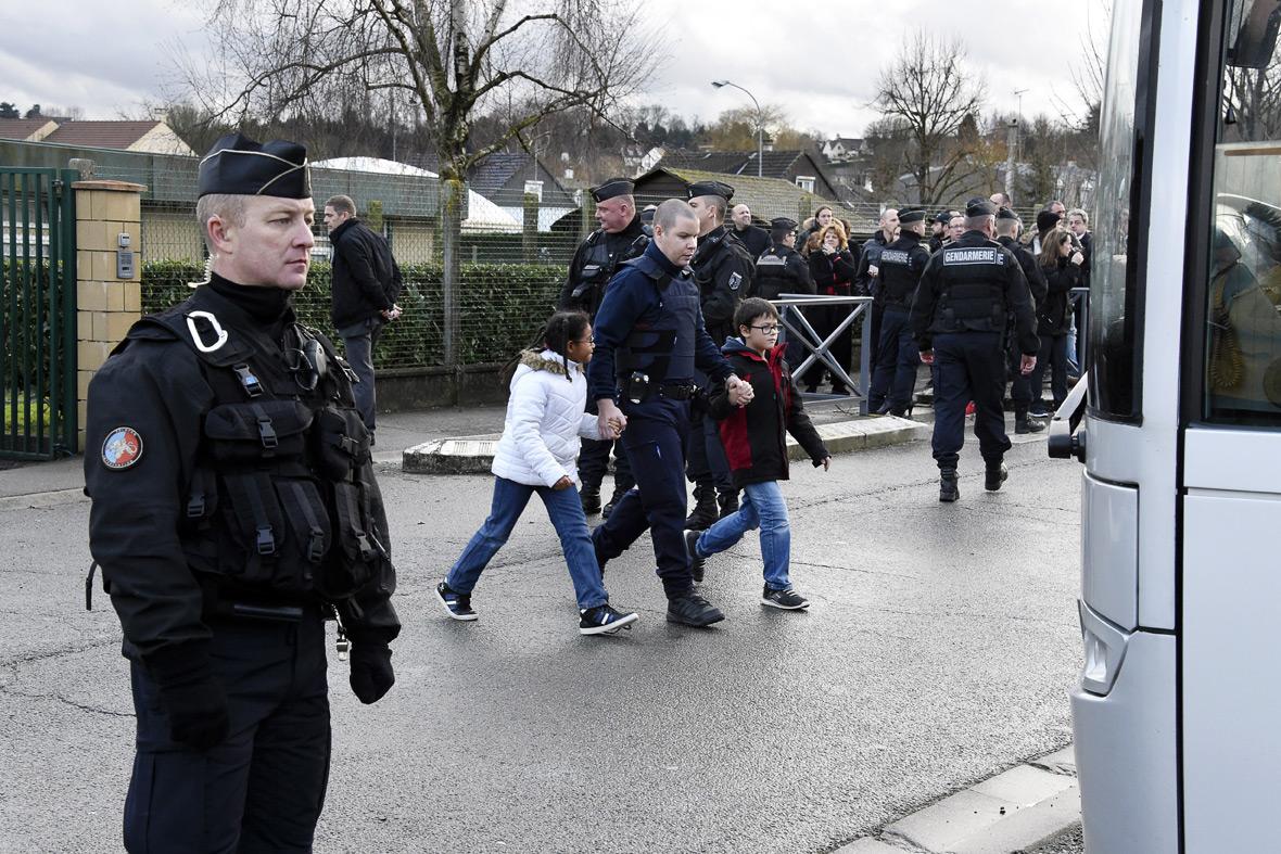 Charlie Hebdo Dammartin