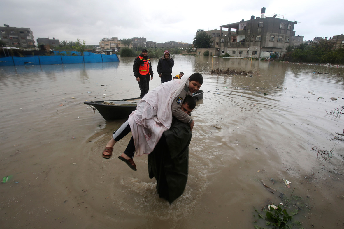 middle east floods